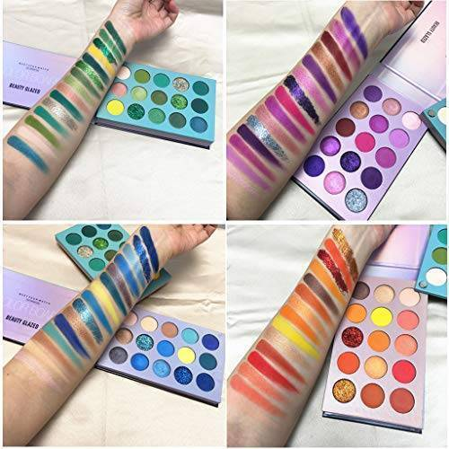 Beauty Glazed Color Board 4 In 1 60 Colors Eyeshadow Palette Kablewala Bangladesh