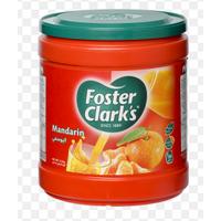 Foster Clark's IFD 2.5kg Mandarin Tub