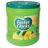 Foster Clark's IFD 2.5kg Lemon Tub