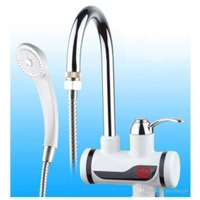 Instant Water Heater Tap Basin Mounted With Hand Shower
