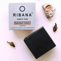 RiBANA Activated Carbon Soap-95gm