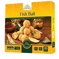 Golden Harvest Fish Ball 200g