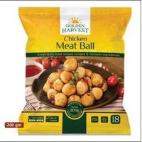 Golden Harvest Chicken Meat Ball 200gm