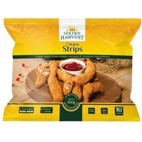 Golden Harvest Chicken Strips 300gm