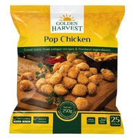 Golden Harvest Pop Chicken 250gm