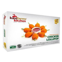 Kazi Farms Kitchen Chicken Lollipop-300g