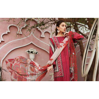 Charizma Printed Lawn Suits Unstitched