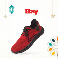BAY Men Red Sneakers DIP
